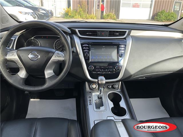 2016 Nissan Murano Platinum (Stk: 19MR23A) in Midland - Image 10 of 21