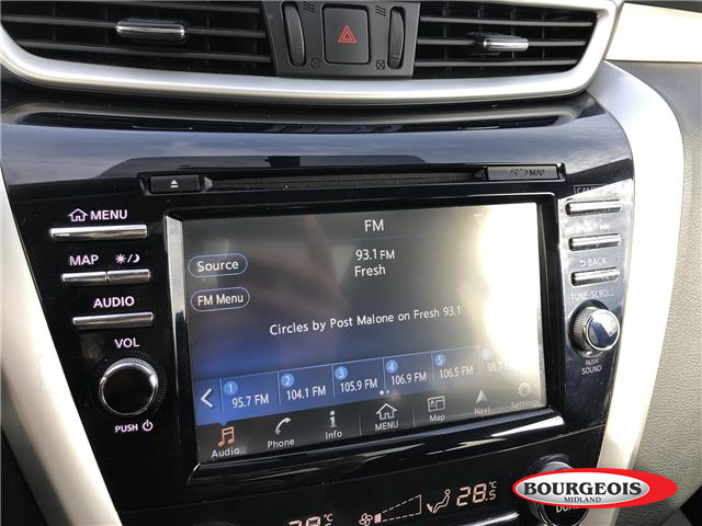 2016 Nissan Murano Platinum (Stk: 19MR23A) in Midland - Image 13 of 21