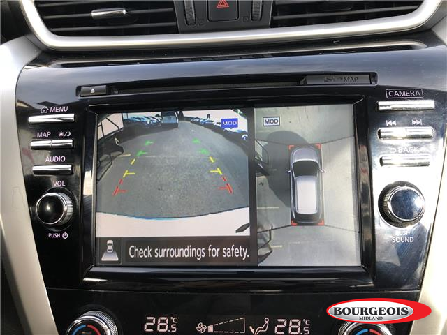 2016 Nissan Murano Platinum (Stk: 19MR23A) in Midland - Image 14 of 21