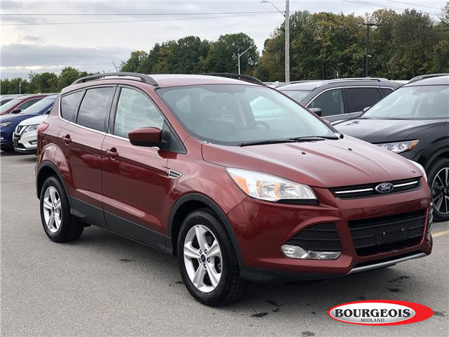 2014 Ford Escape SE (Stk: 00U10A) in Midland - Image 1 of 19