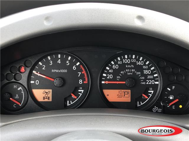 2019 Nissan Frontier Midnight Edition (Stk: 19FR16) in Midland - Image 9 of 15