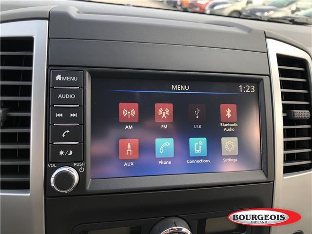 2019 Nissan Frontier Midnight Edition (Stk: 19FR16) in Midland - Image 10 of 15