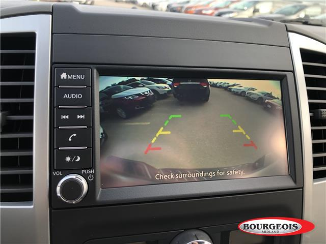 2019 Nissan Frontier Midnight Edition (Stk: 19FR16) in Midland - Image 11 of 15