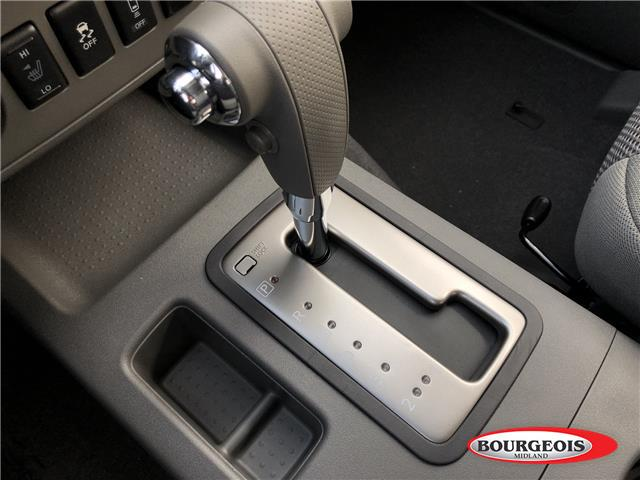 2019 Nissan Frontier Midnight Edition (Stk: 19FR16) in Midland - Image 14 of 15