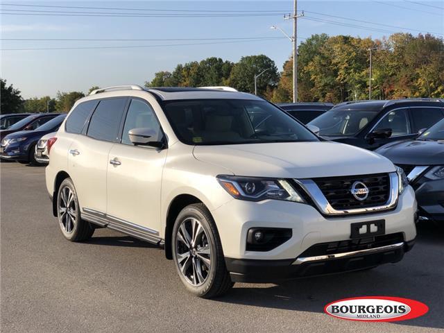 2019 Nissan Pathfinder Platinum (Stk: 19PA19) in Midland - Image 1 of 28