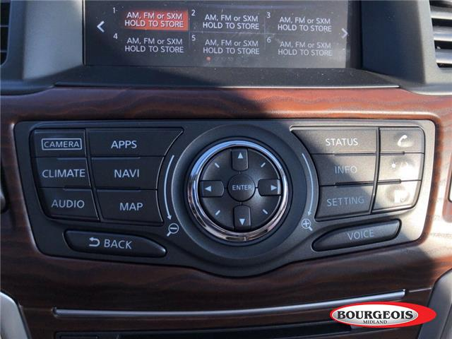 2019 Nissan Pathfinder Platinum (Stk: 19PA19) in Midland - Image 21 of 28