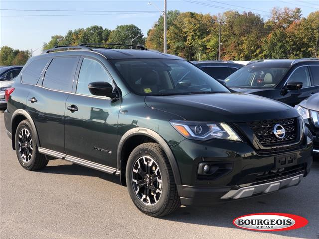 2019 Nissan Pathfinder SV Tech (Stk: 19PA17) in Midland - Image 1 of 22