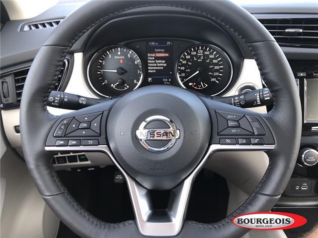 2019 Nissan Qashqai SV (Stk: 19QA35) in Midland - Image 9 of 18