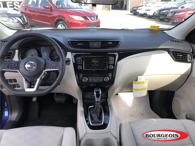 2019 Nissan Qashqai SV (Stk: 19QA35) in Midland - Image 8 of 18