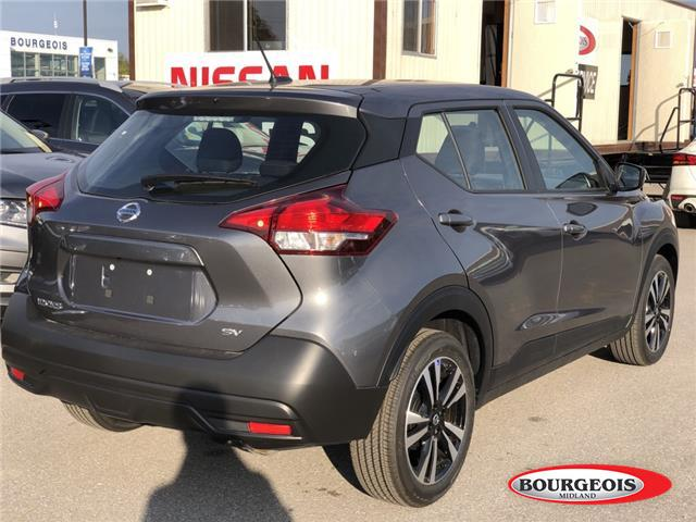 2019 Nissan Kicks SV (Stk: 19KC33) in Midland - Image 1 of 3