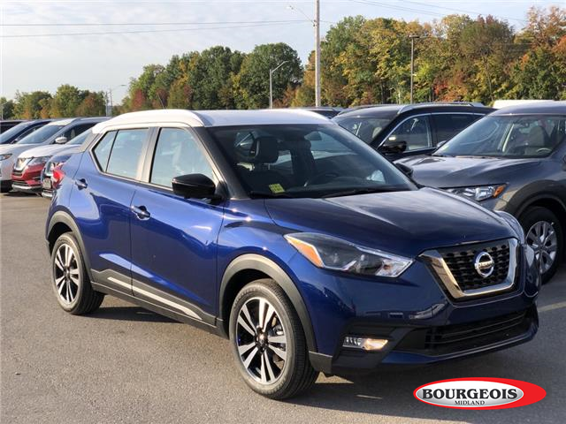 2019 Nissan Kicks SR (Stk: 19KC34) in Midland - Image 1 of 15