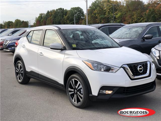 2019 Nissan Kicks SV (Stk: 19KC38) in Midland - Image 1 of 14