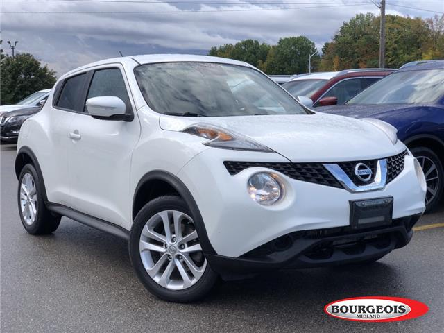 2015 Nissan Juke SV (Stk: 19KC41A) in Midland - Image 1 of 13