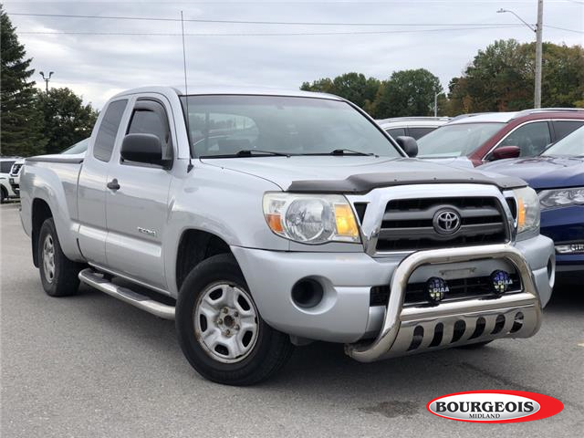 2010 Toyota Tacoma Base (Stk: 19QA33A) in Midland - Image 1 of 4