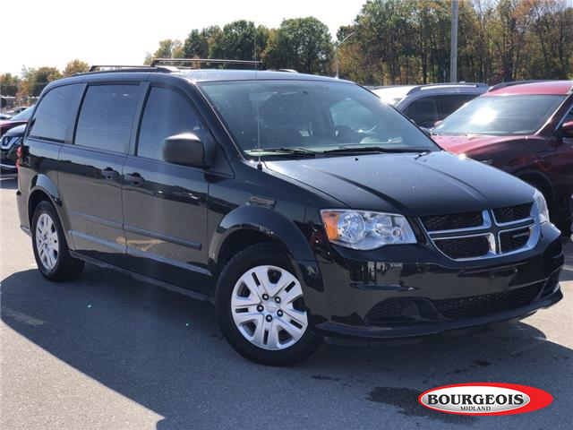 2015 Dodge Grand Caravan SE/SXT (Stk: 19FR14A) in Midland - Image 1 of 3