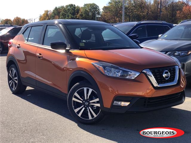 2019 Nissan Kicks SV (Stk: 19KC44) in Midland - Image 1 of 14