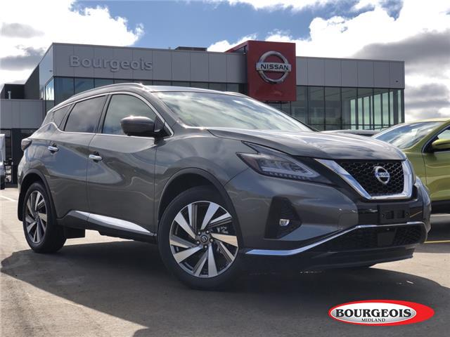 2020 Nissan Murano SL (Stk: 020MR2) in Midland - Image 1 of 18