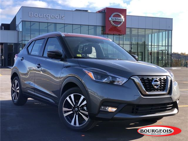 2019 Nissan Kicks SR (Stk: 19KC45) in Midland - Image 1 of 14