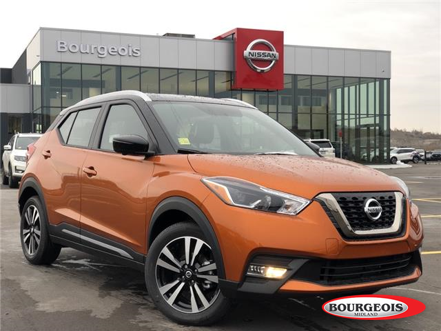 2019 Nissan Kicks SR (Stk: 19KC47) in Midland - Image 1 of 14