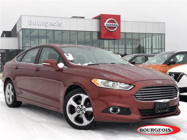 2014 Ford Fusion SE (Stk: 19KC37A) in Midland - Image 1 of 19