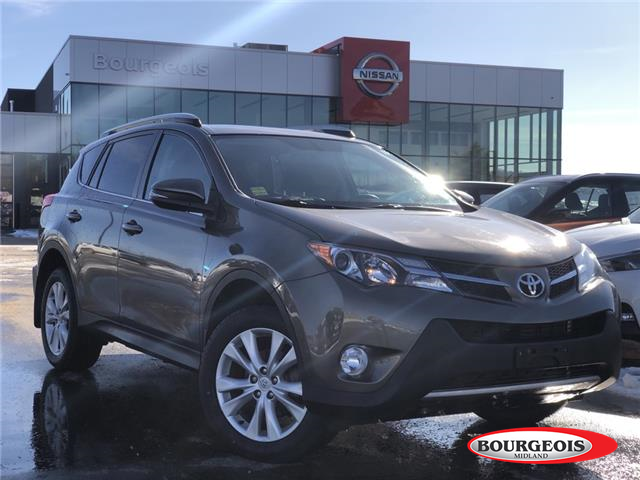 2015 Toyota RAV4 Limited (Stk: 019MR5A) in Midland - Image 1 of 19
