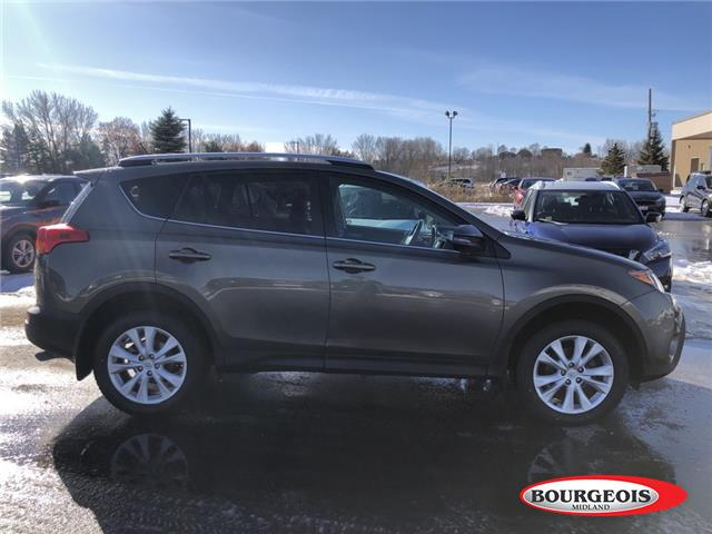 2015 Toyota RAV4 Limited (Stk: 019MR5A) in Midland - Image 2 of 19