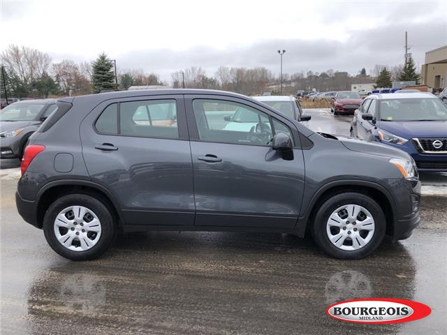 2016 Chevrolet Trax LS (Stk: 19RG6A) in Midland - Image 2 of 13