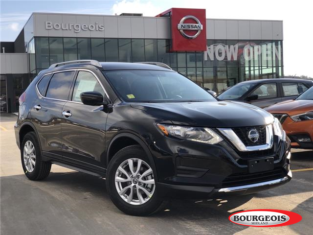2020 Nissan Rogue S (Stk: 20RG36) in Midland - Image 1 of 16
