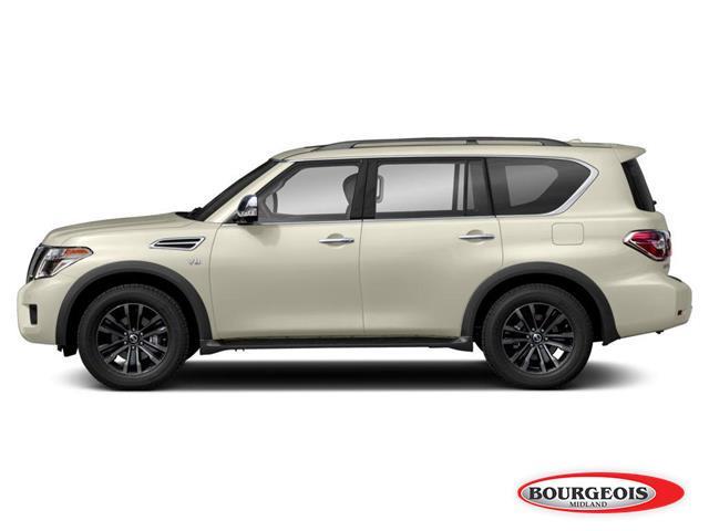 2019 Nissan Armada Platinum (Stk: 019AR3) in Midland - Image 2 of 9