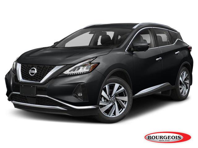 2019 Nissan Murano Platinum (Stk: 19MR28) in Midland - Image 1 of 8