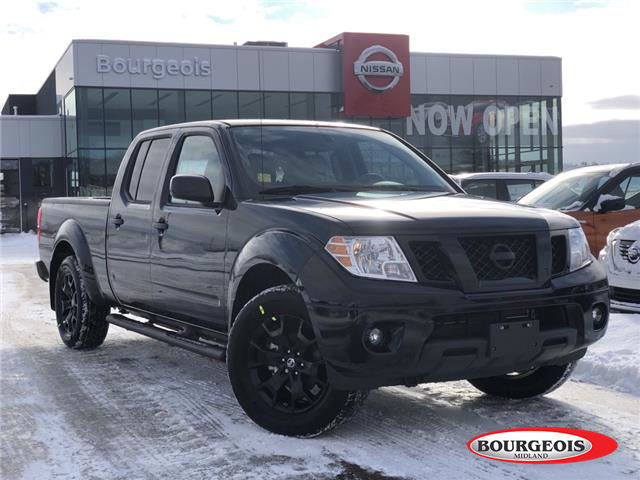 2019 Nissan Frontier Midnight Edition (Stk: 19FR22) in Midland - Image 1 of 15