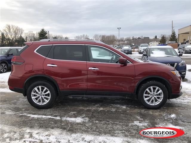 2019 Nissan Rogue SV (Stk: R00025) in Midland - Image 2 of 15