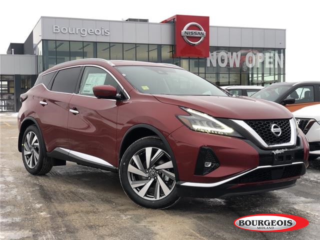 2020 Nissan Murano SL (Stk: 020MR6) in Midland - Image 1 of 18