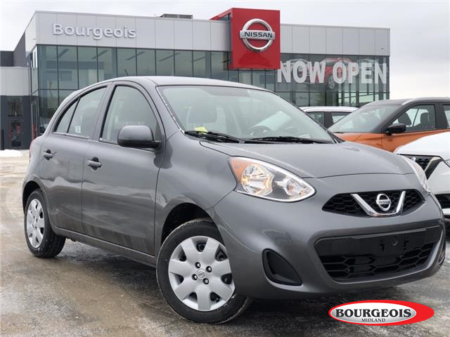 2019 Nissan Micra SV (Stk: 019MC8) in Midland - Image 1 of 15