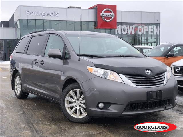 2013 Toyota Sienna XLE 7 Passenger (Stk: 19AR3A) in Midland - Image 1 of 18