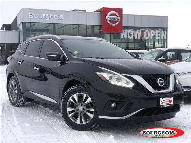 2015 Nissan Murano SL (Stk: 19MR12A) in Midland - Image 1 of 18