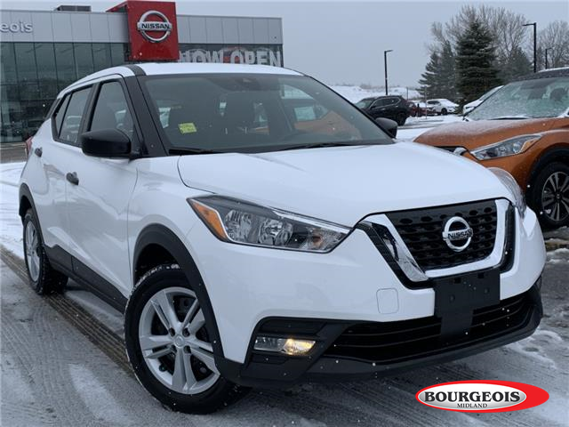 2020 Nissan Kicks S (Stk: 020KC2) in Midland - Image 1 of 14