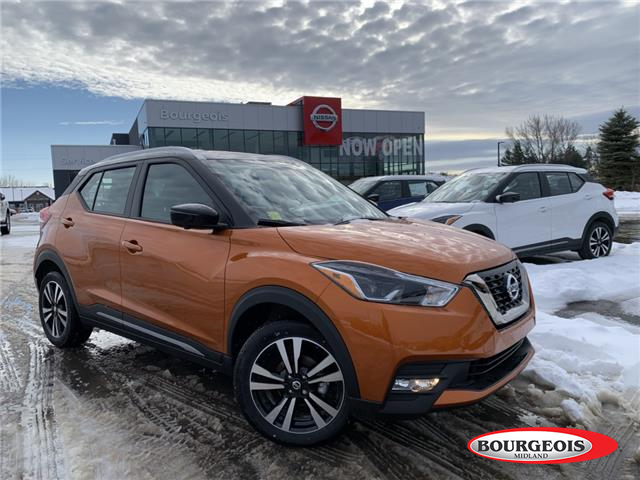 2019 Nissan Kicks SR (Stk: 19KC42) in Midland - Image 1 of 16