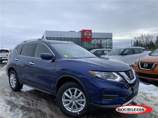 2020 Nissan Rogue S (Stk: 020RG5) in Midland - Image 1 of 16