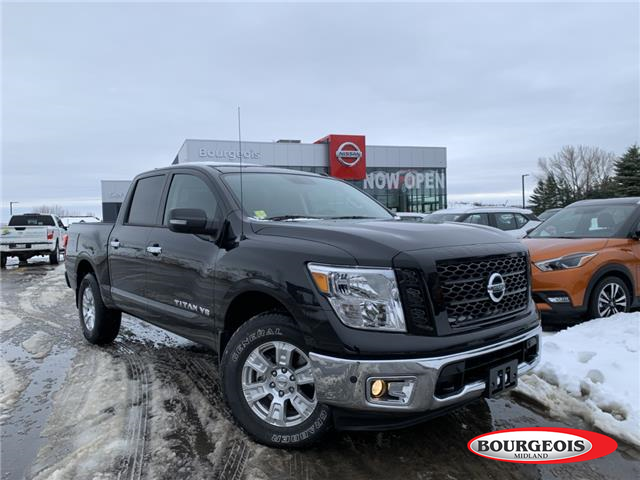 2019 Nissan Titan SV (Stk: 019TN8) in Midland - Image 1 of 17