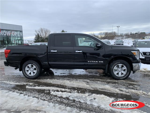 2019 Nissan Titan SV (Stk: 019TN8) in Midland - Image 2 of 18