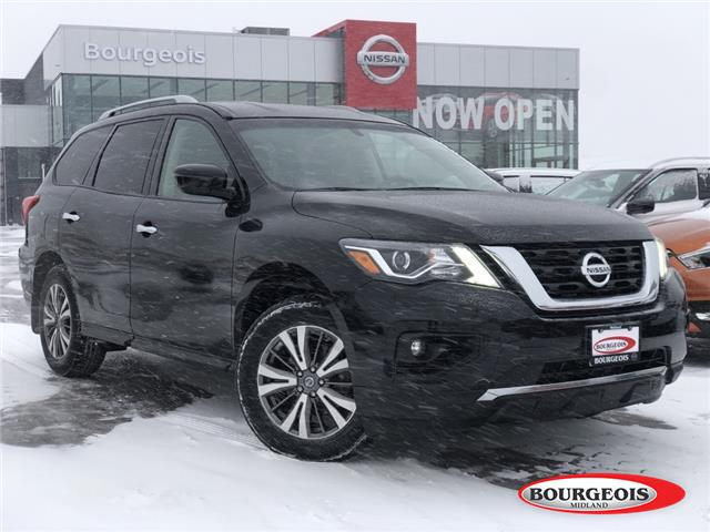 2019 Nissan Pathfinder SV Tech (Stk: R00033) in Midland - Image 1 of 21
