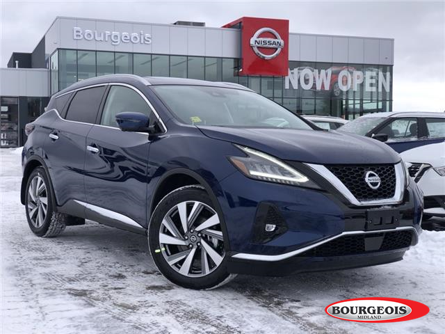 2020 Nissan Murano SL (Stk: 020MR8) in Midland - Image 1 of 21
