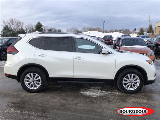 2018 Nissan Rogue SV (Stk: R00037) in Midland - Image 2 of 17