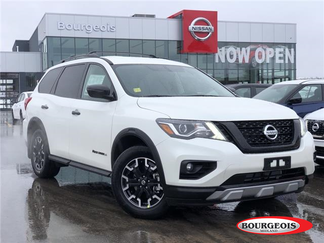 2020 Nissan Pathfinder SV Tech (Stk: 020PA7) in Midland - Image 1 of 21