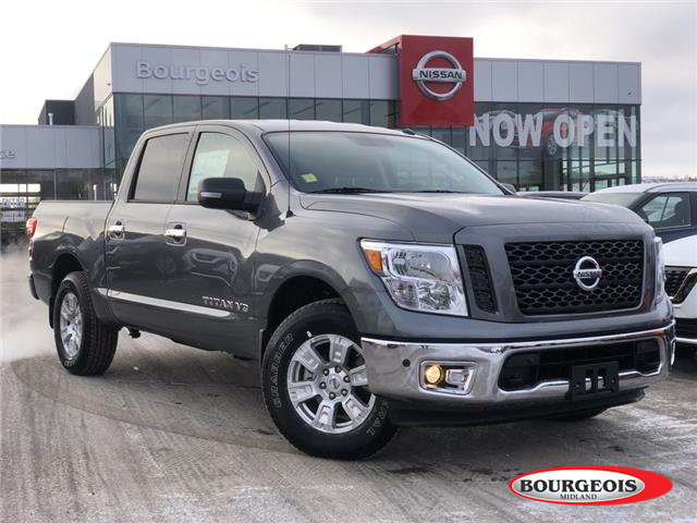 2019 Nissan Titan SV (Stk: 19TN12) in Midland - Image 1 of 15