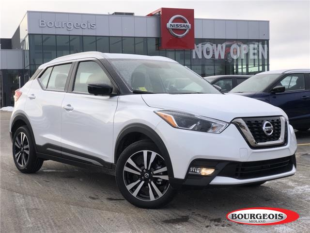 2019 Nissan Kicks SR (Stk: 19KC39) in Midland - Image 1 of 15