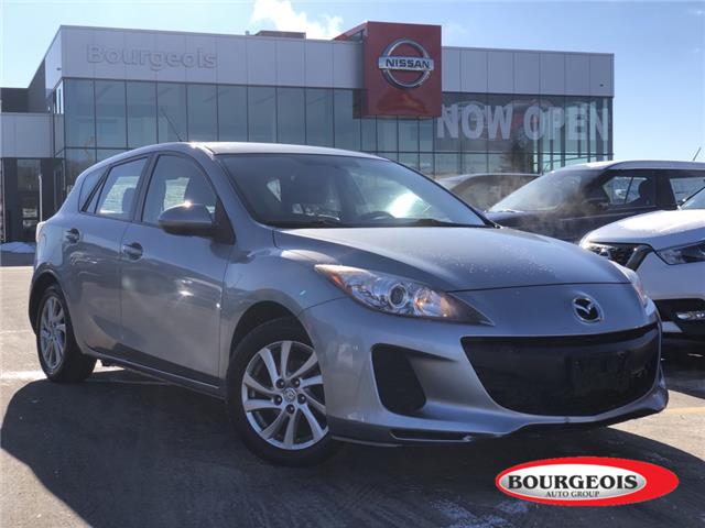 2012 Mazda Mazda3 Sport GX (Stk: R00032A) in Midland - Image 1 of 5