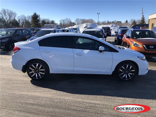 2015 Honda Civic Touring (Stk: 19QA72A) in Midland - Image 2 of 20