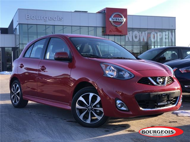 2019 Nissan Micra SR (Stk: 019MC5) in Midland - Image 1 of 15
